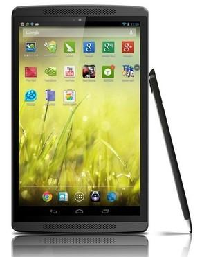 Первые подробности новой версии планшета NVIDIA TegraNote с процессором NVIDIA Tegra K1