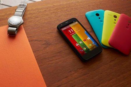 Lenovo не помешает выходу 6-дюймового фаблета и «умных» часов под маркой Motorola