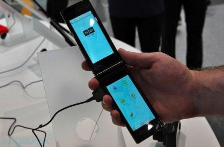 Fujitsu объединяет разработку телефонов и смартфонов