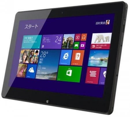 Представлен планшет Epson Endeavor TN10E на платформе от AMD