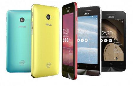 ASUS планирует существенно улучшить свои позиции на рынке смартфонов в 2014 году