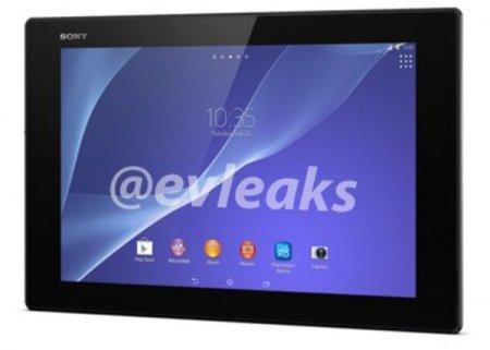 Sony готовит новый флагман среди планшетов – Sony Xperia Tablet Z2