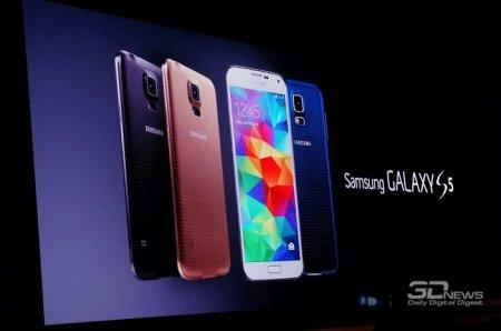 MWC 2014: подтверждена версия Samsung Galaxy S5 с 8-ядерным процессором