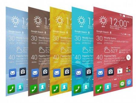 MWC 2014: Официально представлены новые модели смартфонов серий ASUS Fonepad и ASUS PadFone
