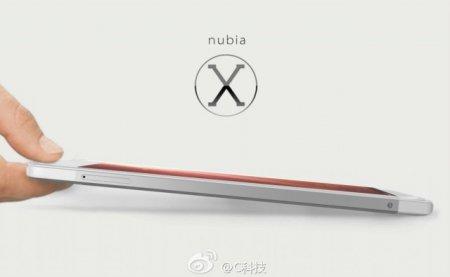 Новый флагманский планшетофон ZTE может называться Nubia X6