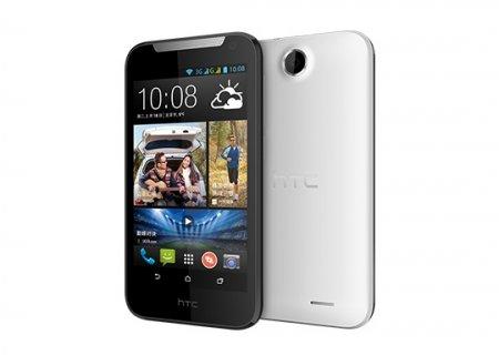 HTC анонсировала бюджетный смартфон Desire 310 на четырехъядерном чипе MediaTek