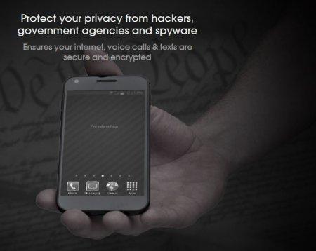 FreedomPop Privacy Phone: версия Galaxy S II с упором на безопасность
