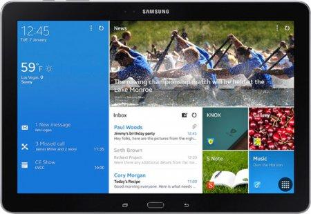 Планшет Samsung Galaxy TabPRO 12.2 поступит в продажу 9 марта по цене $650