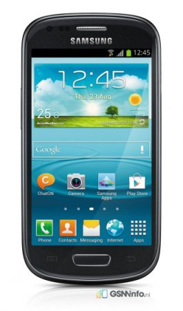 В Нидерландах вышел смартфон Samsung Galaxy S III mini Value Edition