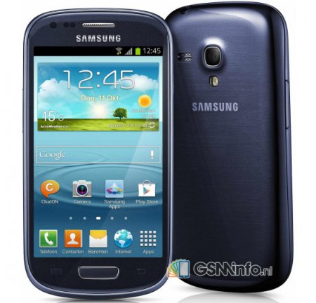 В Нидерландах и Киргизии замечен смартфон Samsung Galaxy S III mini Value Edition