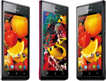 Весной Huawei выпустит смартфон с двумя ОС