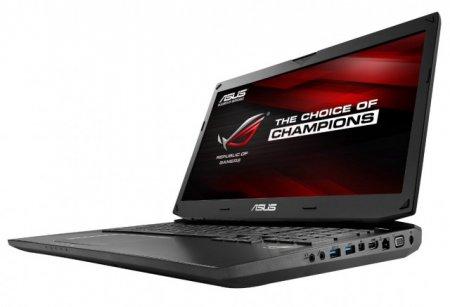 Представлены новые версии игрового ноутбука ASUS ROG G750