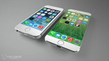 У смартфона iPhone 6, возможно, будут датчики давления, температуры и влажности