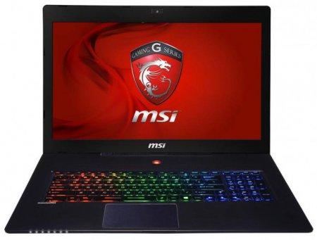 Игровой ноутбук MSI GS70 Stealth Pro с видеокартой NVIDIA GeForce GTX 870M