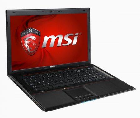Ноутбуки MSI GP70 Leopard и GP60 Leopard представлены официально