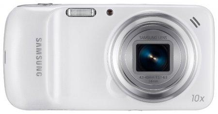Samsung Galaxy S5 Zoom получит 20-Мп камеру с 10-кратным зумом и ксеноновой вспышкой