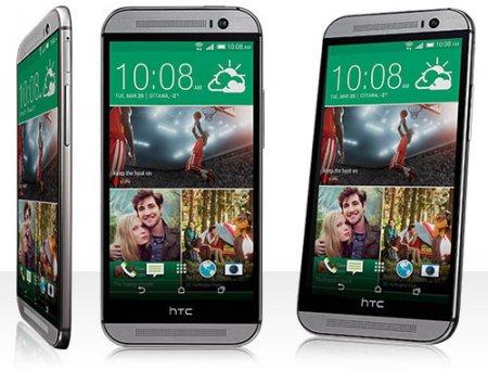 Знакомство с HTC One 2014, пресс-фото и характеристики