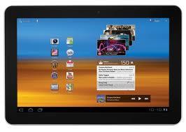 Пресс-фото планшета Samsung Galaxy Tab 4 10.1 в белом и черном корпусе