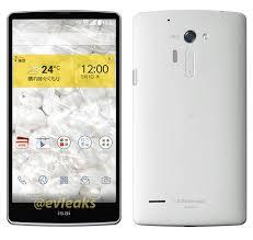 Появились спецификации смартфона LG Isai FL, которые также указывают на его родство с моделью G3