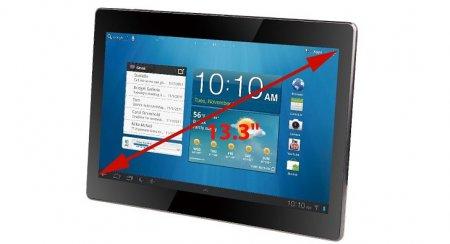 """Бизнес-планшет Gembird: самое доступное устройство с 13,3"""" дисплеем"""