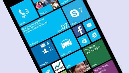 Продажи новых смартфонов на базе Windows Phone 8.1 начнутся 23 апреля