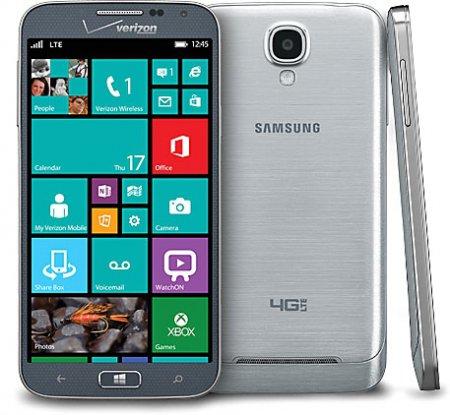 Samsung представила флагманский WP-смартфон Ativ SE и готовит более простой Ativ Core