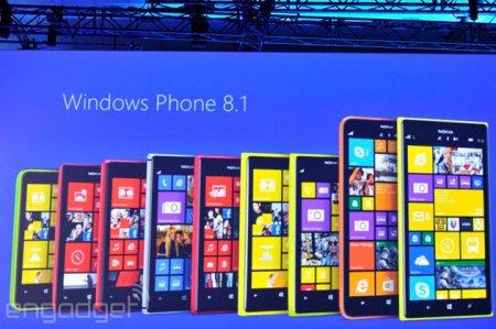 Build 2014: все WP8-смартфоны Lumia будут обновлены до 8.1
