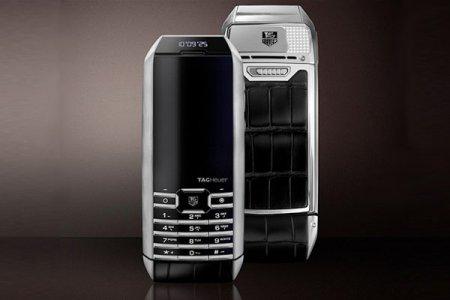 TAG Heuer Meridiist Infinite — первый в мире телефон с «вечным запасом энергии»