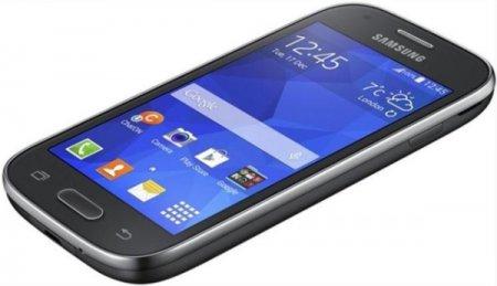 Стильный смартфон Samsung Ace Style ориентирован на молодое поколение