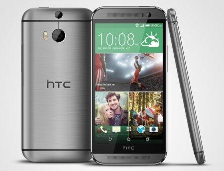 HTC может выпустить версию смартфона One M8 в пластиковом корпусе