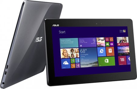 Планшет ASUS Transformer Book T100 может получить обновлённый процессор