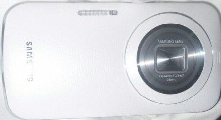 Samsung анонсирует камерофон Galaxy K в конце апреля