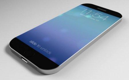 Толщина iPhone 6 составит всего 5,8 мм