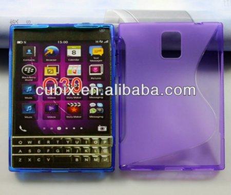 О новом смартфоне BlackBerry Q30 (Windermere) известно почти всё