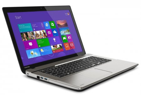 Toshiba представила новые ноутбуки Satellite серий S и E на платформе Intel Haswell