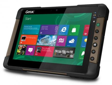 «Внедорожный» планшет Getac T800 оснащён 8-дюймовым дисплеем и LTE-модулем