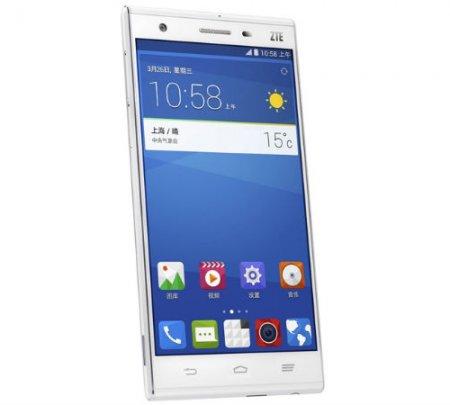 Анонсирован смартфон ZTE Star 1 с поддержкой LTE на базе Android 4.4.2 KitKat