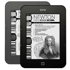 Первый в мире ридер ONYX BOOX i63ML Newton с новейшим экраном E Ink Carta