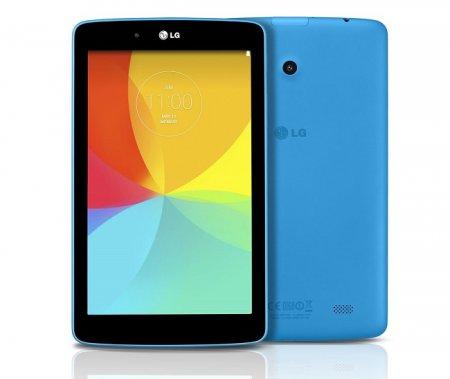 Популярный бенчмарк поведал о характеристиках планшета LG G Pad 7.0