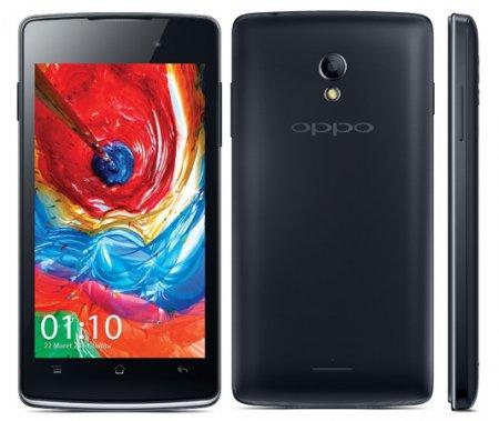 Oppo представила недорогой 4-дюймовый смартфон Joy на 2-ядерном процессоре