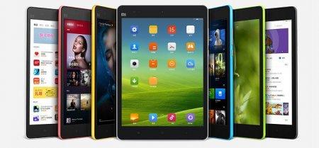 Первый планшет Xiaomi получил мощный процессор NVIDIA Tegra K1