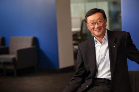 BlackBerry пообещала выпустить с Foxconn новый флагманский смартфон