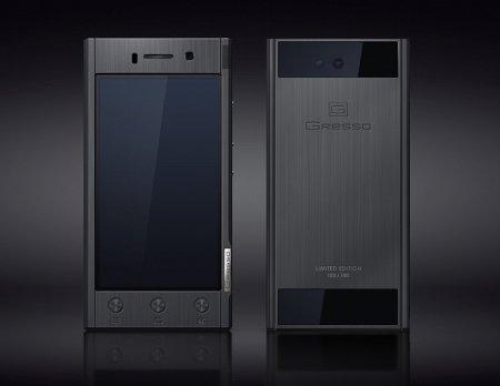 Gresso Radical Black Edition: смартфон ограниченной серии за $2500