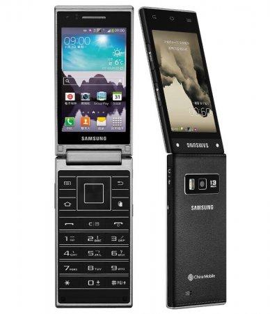 Samsung G9098: Android-«раскладушка» с 13-мп камерой и чипом Snapdragon 800