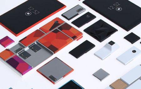 Новые модульные смартфоны Google получат чипы Toshiba