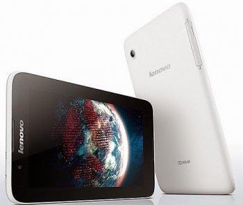 Lenovo А3300 (А7-30) и А7600 (А10-70) - «музыкальные» планшеты представлены в Украине