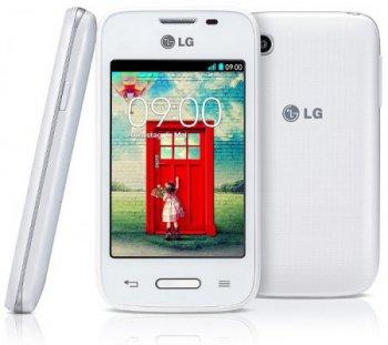 LG представила бюджетный смартфон L35 на платформе Android 4.4 KitKat