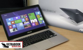 новинка ASUS ZENBOOK UX303LN - новый ультрабук с процессором Intel Haswell и видеокартой NVIDIA GeForce GT 840M