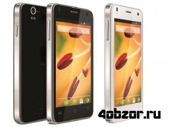 новинка Lava Iris X1: смартфон среднего уровня на платформе Android Kitkat