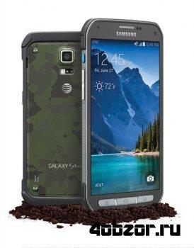 новинка Samsung анонсировала прочный смартфон Galaxy S5 Active